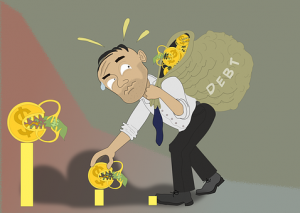 Schulden, Work-Life-Balance, Kredit