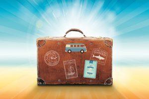 Koffer, Work-Life-Balance, Kredit