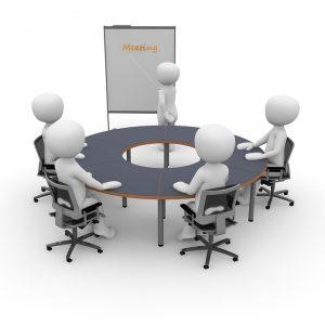 Factsheet Doktor MEET: Erste Hilfe für Besprechung und Meeting