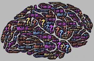 Gehirn selbstbewusst