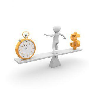 Konzept, Work-Life-Balance, Kredit