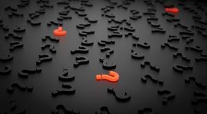 5.4 Fragen im Vorstellungsgespräch überzeugend beantworten, Fragen-Vorstellungsgespräch-Bewerbungsgespräch-Antworten-Fragezeichen-300x165
