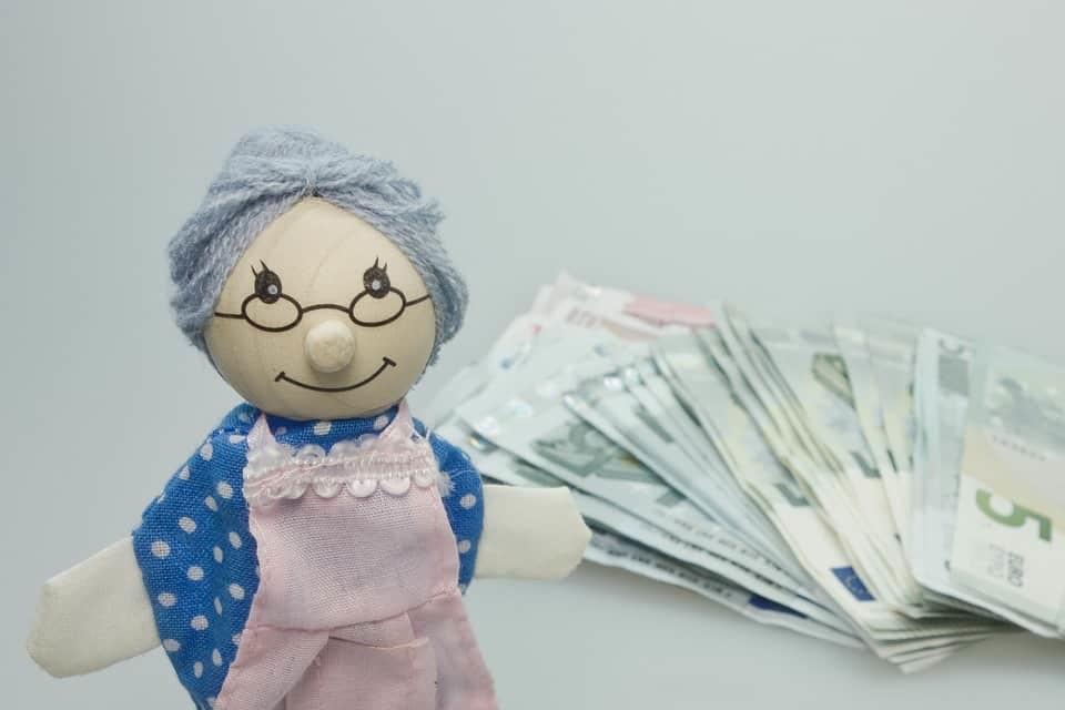 Rentenversicherung Inflation