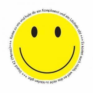 Komm zu uns und hole dir ein Kompliment und ein Lächeln ab!, Kompliment-Lächeln-300x300