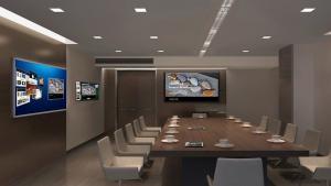 Meeting übersetzt als treffend - für eine bessere Meetingkultur, konferenzraum-meeting-besprechung-doktor-meet-300x169