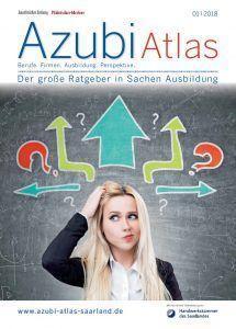 NOIP @ Azubi-Atlas 1/2018, Azubi-Atlas-Saarbrücker-Zeitung-Titelseite-215x300
