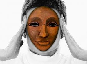 Authentizität, Glaubwürdigkeit, glaubwürdig, authentisch, Maske