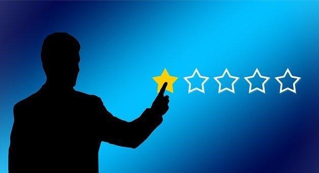 Vom Chef nur ein Sternchen bekommen? Erstmal in sich gehen und die Kritik verdauen