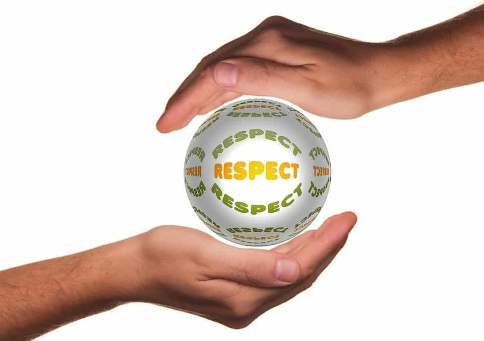 Respekt und Wertschätzung sind die Grundvoraussetzungen für eine gelungene Zusammenarbeit.