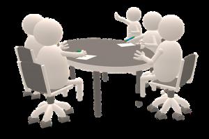 Assessment-Center, Assessment-Center-Übungen, Auswahlverfahren, AC, Bewerbertag, Gruppendiskussion