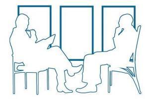 Assessment-Center, Assessment-Center-Übungen, Auswahlverfahren, AC, Bewerbertag, Interview