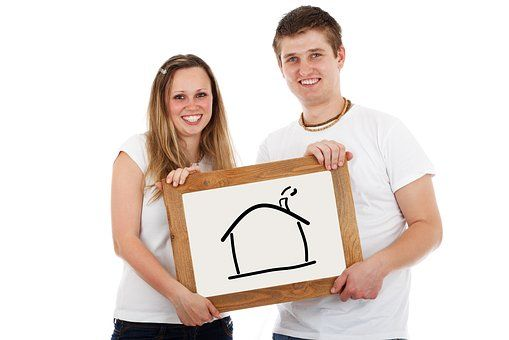 immobilie immobilien wohnung haus eigentumswohnung mehrfamilienhaus paar