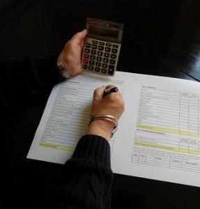 private Finanzen organisieren im Wirtschaftsplan